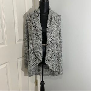 Sweaters - Debbie Morgan Sweater Gray Cream Medium